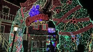 christmas lights in missouri christmas at silver dollar city in branson missouri 6 million