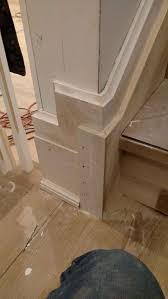 applied base cap to stair stringer pro construction forum be
