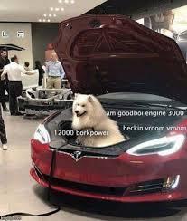 Doge Car Meme - such borkpower imgflip