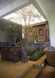 10 rooms with indoor trees where the indoors meet the outdoors