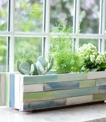 window planters indoor shim planter box maker crate