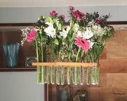 Test Tube Flower Vases Flower Vase Test Tube Etsy
