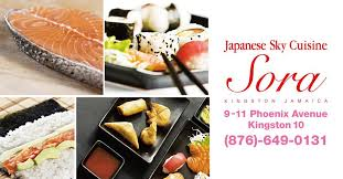 restaurant cuisine 9 sora japanese sky cuisine japanese restaurant kingston