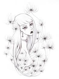 dandelion drawings on paigeeworld pictures of dandelion paigeeworld