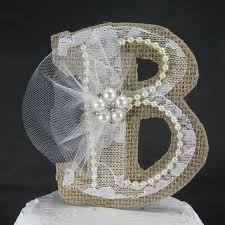 burlap cake toppers burlap wedding cake toppers idea in 2017 wedding