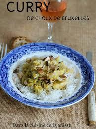 cuisiner les choux de bruxelles curry de choux de bruxelles chignons végétalien