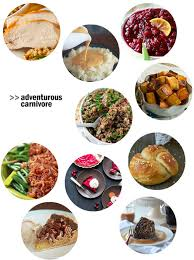 a thanksgiving feast for nearly every diet kitchen treaty
