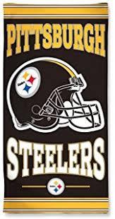 Pittsburgh Steelers Bathroom Set Amazon Com Nfl Seahawks 6pc Bathroom Accessories Set Home U0026 Kitchen