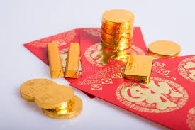new year gold coins new year gold coins stock photo image 65802893