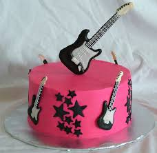 guitar cake topper a sweet cake archive guitar cake 1