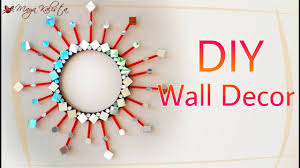 Mirror Decor Ideas Diy Mirror Wall Decor Diy Decoration Ideas For Teenagers Diy