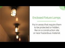 led light bulbs for enclosed fixtures fast track training fully enclosed led fixture ls ge lighting