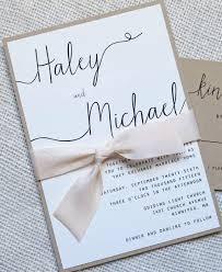 modern wedding invitation modern wedding invitation simple wedding by loveofcreating on etsy