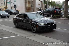 bmw beverly bmw m5 spotted in beverly california on 09 22 2012