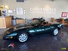 1991 corvette colors 1991 polo green metallic chevrolet corvette convertible 98180895