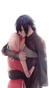 sasuke and sakura the the last and sasuke