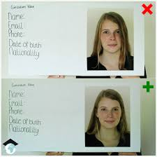 Resume Templates Good Or Bad by Bad Cv Pictures Versus Good Cv Pictures Careerprofessor Works