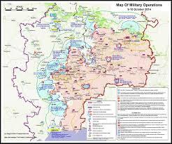 Map Ukraine Civil War In Ukraine Infographics
