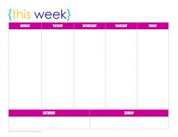 this week a free weekly planner printable biblical homemaking