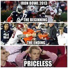 Iron Bowl Memes - bowl memes
