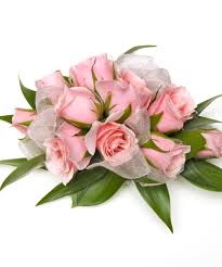 corsage flowers pink bliss sweetheart wrist corsage carithers flowers