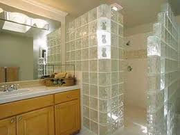 glass block bathroom ideas bathroom design ideas designer glass block designs for