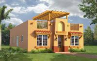 southwestern home plans belize estate at waterside home plans