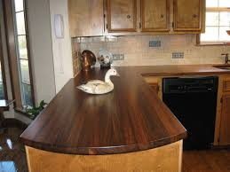 backsplash best wood for kitchen countertops walnut wood