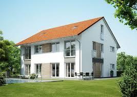 Bau Mein Haus ᐅ Doppelhaus Bauen 89 Doppelhäuser Mit Grundrissen Und Preisen