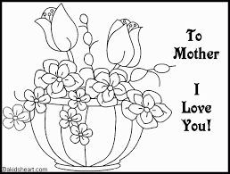 modest birthday coloring pages for mom 43 1501