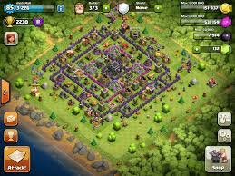 my base still recovering from premature th9 worst mistake ever