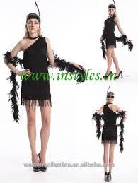 walson black flapper ladies 20s fancy dress womens 1920s adults
