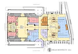 Chicago Union Station Floor Plan | mglm architects architecture design institutional and civic