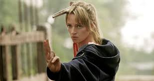 uma thurmans hair in kill bill dreams deferred no kill bill 3 and no elf 2