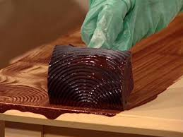 Painting On Faux Leather How To Paint A Faux Wood Grain How Tos Diy