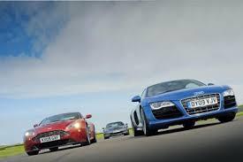 corvette vs audi r8 aston martin v12 vantage vs audi r8 5 2 v10 fsi vs corvette zr1