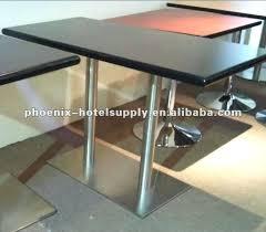 granite table tops for sale granite top table restaurant table with granite table steel base buy