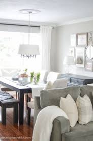 gray dining room ideas small living room dining room decorating ideas pictures 03 small