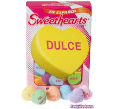 sweetheart candy sweethearts tiny conversation candy hearts packs modern