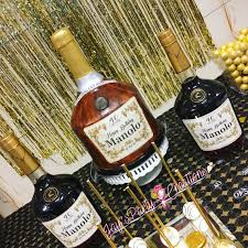 custom hennessy bottle and hennessy cake jays party creations