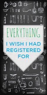 combined wedding registry 9 things i wish i had put on our wedding registry wedding