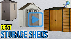 craftsman vertical storage shed top 9 storage sheds of 2017 video review