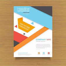 graphic design templates for flyers abstract triangle flyer design template template for free download