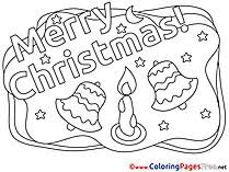 coloring pages of flames christmas coloring sheets