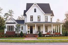 southern style house plans with porches pretty house plans with porches white plains modern farmhouse