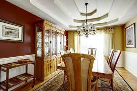 colori pareti sala da pranzo sala da pranzo con le pareti di colore di contrasto fotografia