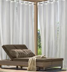 Sheer Curtains Grommet Top Curtains Ardor Home Solid Semi Sheer Thermal Grommet Curtain