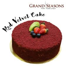 grand seasons hotel 1kg whole red velvet whole moist chocolate