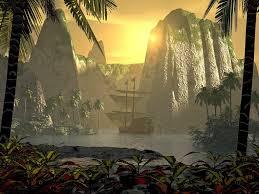 Sailboat Wallpaper Sunsets Boat Sunset Leaves Sailboat Rocks Desktop Backgrounds