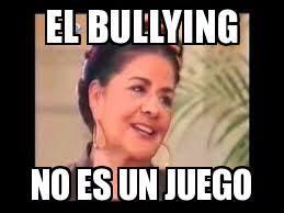 No Al Bullying Memes - el bullying no es un juego generador de rage comics online